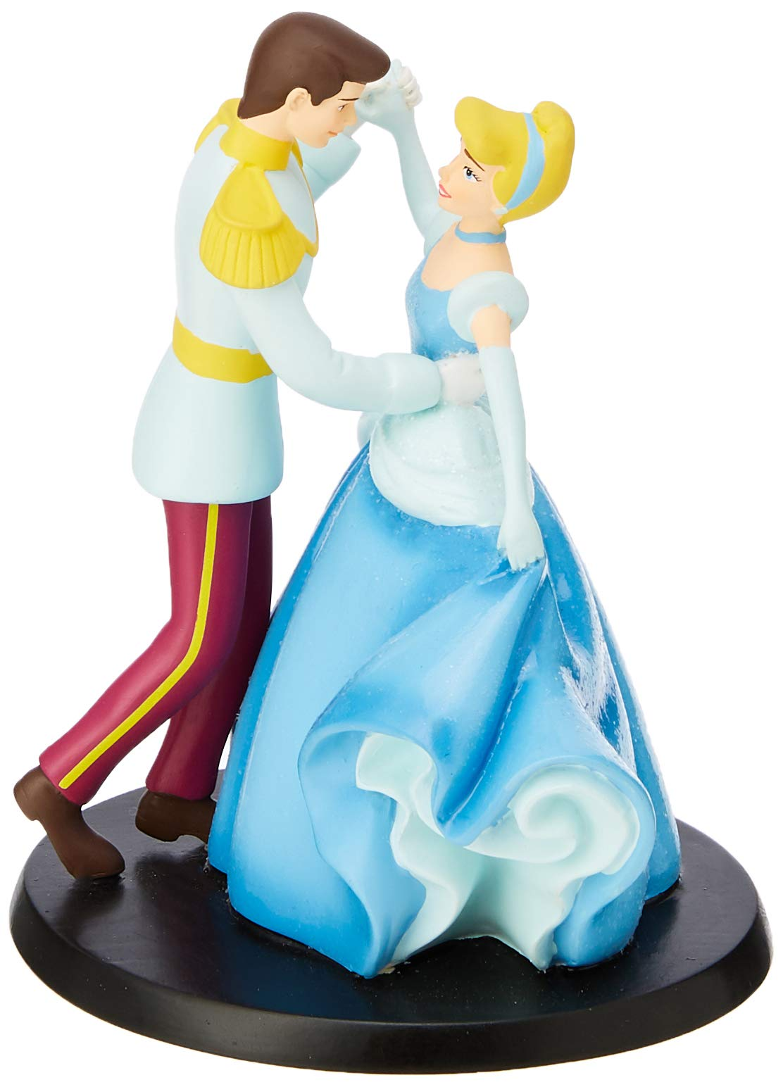 Enchanting Disney Cinderella Wedding Cake Topper