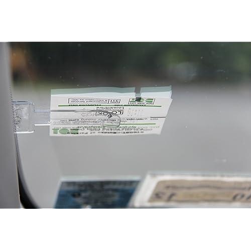 Parking Permit Holder Amazon Com