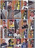 1994 Maxx Medallion Racing 75 Card Hand Collated Set