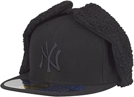 Gorra con orejeras New Era 59Fifty para invierno, New York Yankees ...