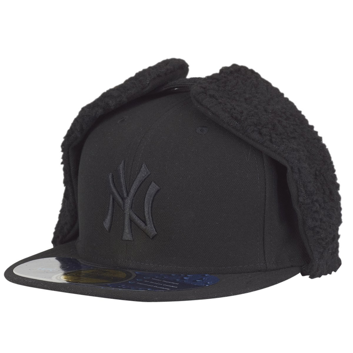 New Era 59Fifty, cappellino invernale con copri-orecchie - New York Yankees