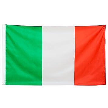 Fahne Deutschland Flagge Italien Hissflagge 90 x 150 cm