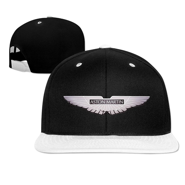 Popular Sun Hat Aston Martin Logo 100% cotton Hip-hop cap for mens womens