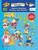 Richard Scarry's Busy Kids Explore Reading, Writing, Phonics and More!, Erica Farber, 162243093X