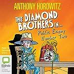 Public Enemy Number Two: Diamond Brothers, Book 2 | Anthony Horowitz
