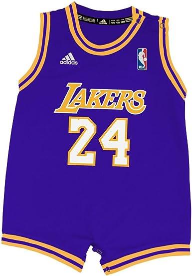 Amazon.com: Kobe Bryant Los Angeles Lakers Purple Baby/Infant NBA ...