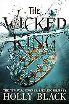 The Wicked King by Holly Black science fiction and fantasy book and audiobook reviews