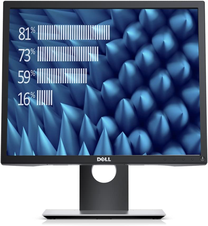 "Dell P1917S 48cm (18.9"") LCD/LED Monitor - Black"