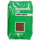 Breederpack Cat Food Crunchy Complete 15 kg