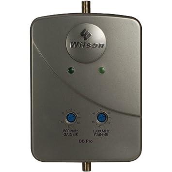 Wilson Electronics DB Pro - Amplificador de señal de TV (F-Female, 157