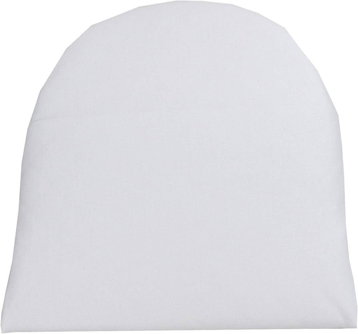 BabyPrem Baby Anti-reflux Pram Moses Wedge Pillow /& Pillowcase 11 x 12 WHITE