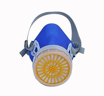 WGE Máscara De Polvo Anti-Virus Pintura Química Anti-Gas Orgánico Máscaras De Seguridad