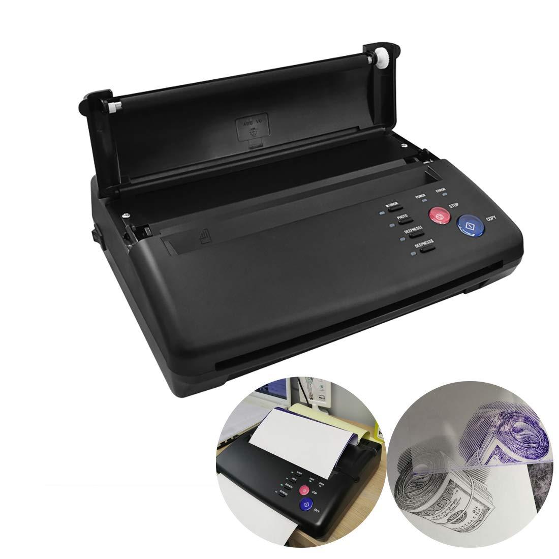 Amazon.com : Copy Stencil Machine Tattoo Transfer Machine ...