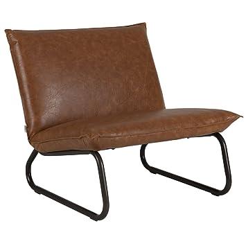 Loungechair Sessel Yarra Leder Relaxsessel Fernsehsessel