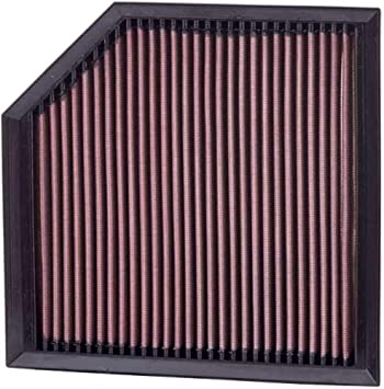 K/&N 33-2280 High Performance Replacement Air Filter