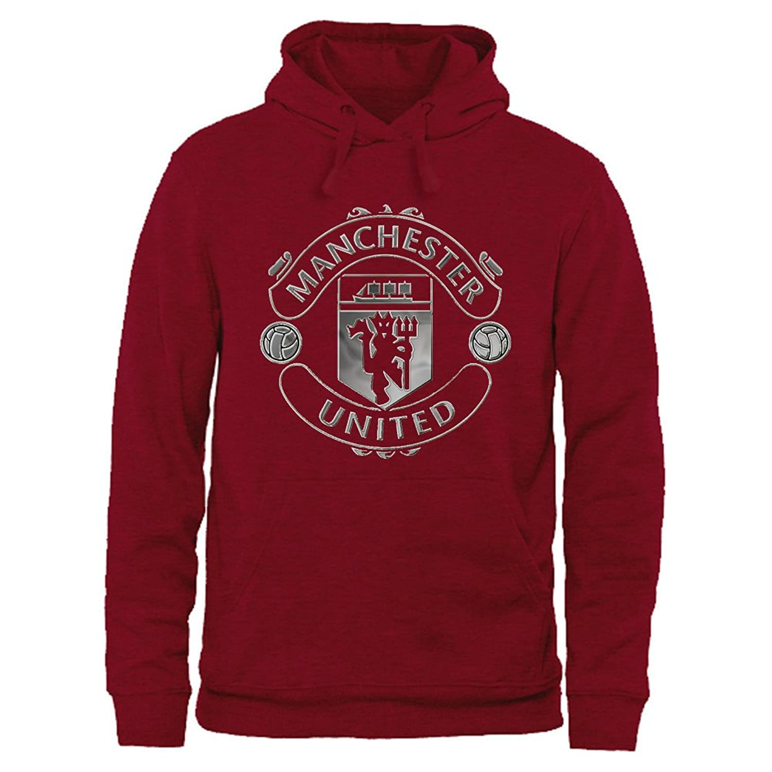 Welcome to DIY patterns Manchester United Logo Sweatshirt Men Stylish Fashion Fit Custom Apparel