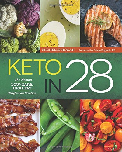 Keto in 28: The Eventual Low-Carb, High-Fat Weight-Loss Solution