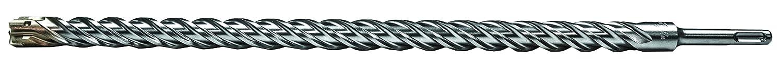 Century Drill /& Tool 83626 SDS Plus 4-Cutter Masonry Bit 7//16 x 6-1//4