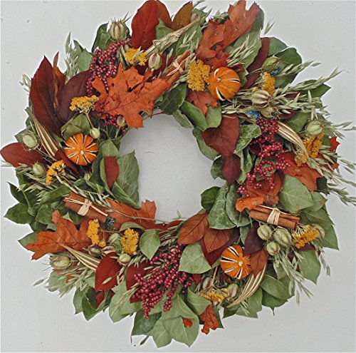 Autumn Cinnamon & Berry Wreath