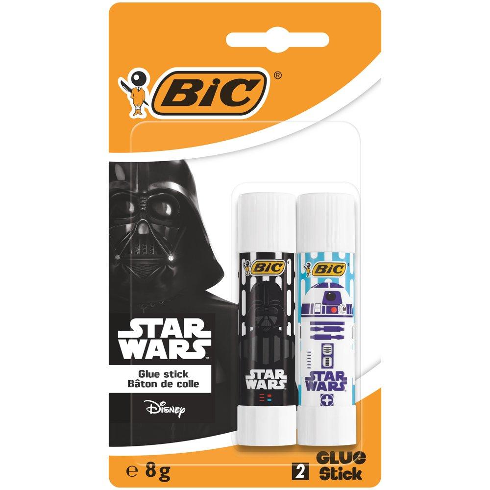 BIC 8g Star Wars colla stick (confezione da 5) 945766