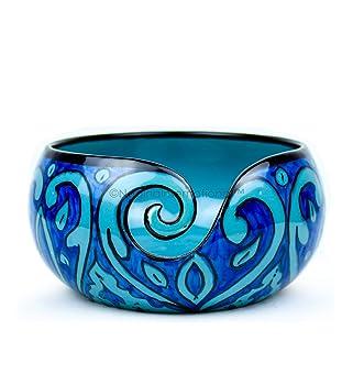 Nagina International Ceramic Yarn Bowl