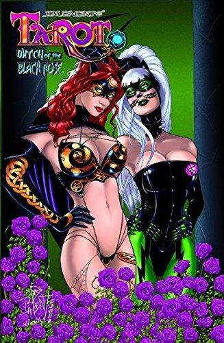 Tarot: Witch of the Black Rose, Bd. 6: Scharfe Miezen und heiße Hexen
