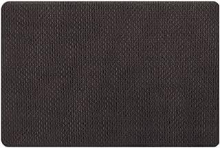 "product image for Buymats home Decor Pro Chef Basket Weave Mat Black - 20""x 30"""