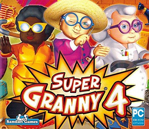 Super Granny 4 - Granny Super
