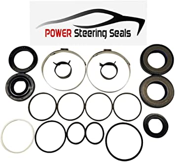 Power Steering Seals Power Steering Rack and Pinion Seal Kit for Honda CR-V