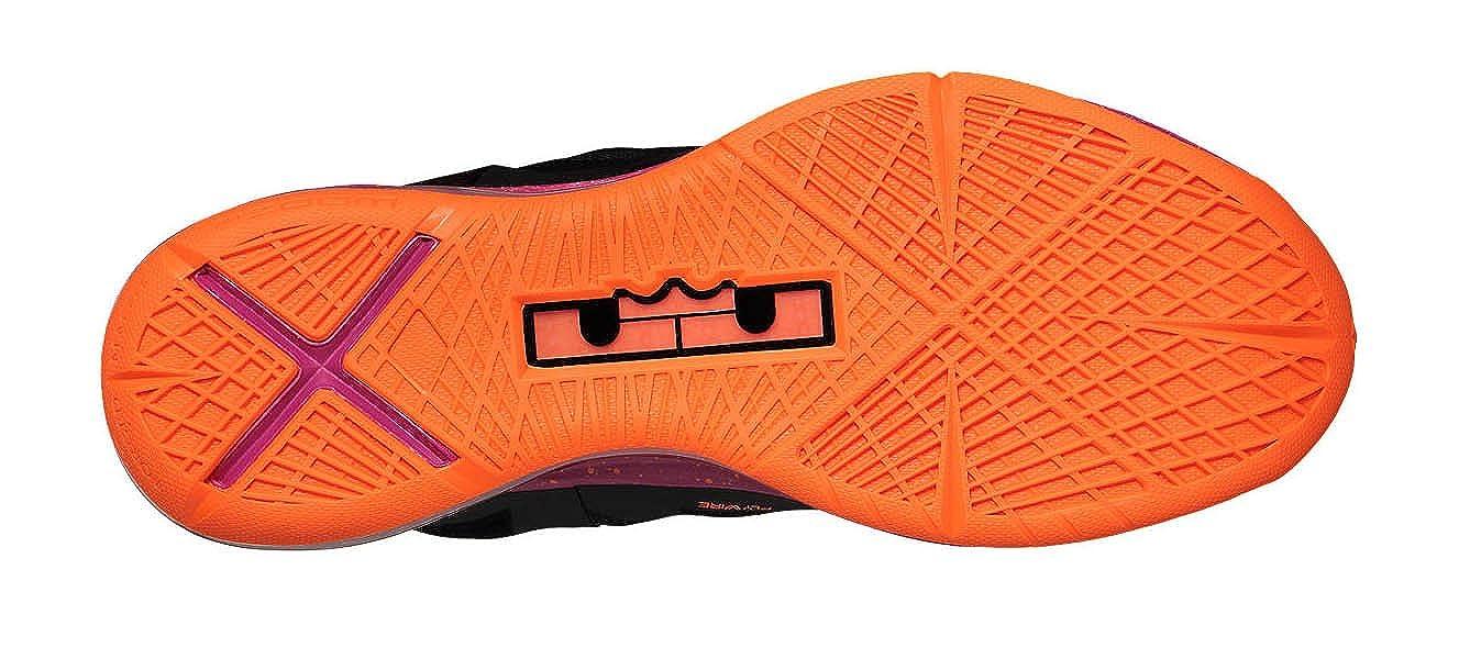 buy popular 39a00 c01bc Amazon.com   Nike Lebron X 541100 005 Floridian (Size 9)   Fashion Sneakers