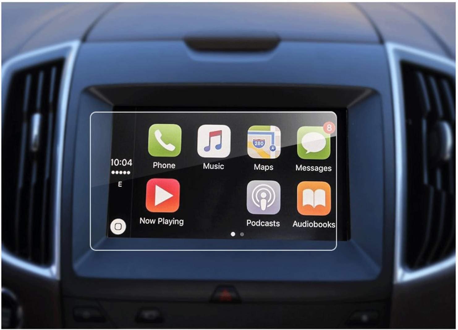 2012-2019 Ford Edge 1pc Anti Scratch Fingerprint Screen Saver Protector Clear