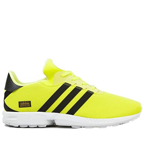 brand new 94495 d1291 Adidas ZX Gonz Shoes Yellow Black White