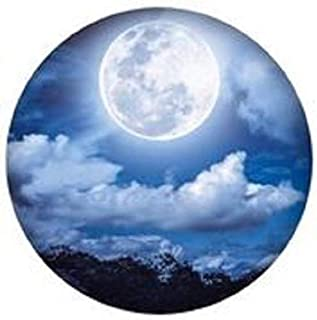 product image for Blue Moon 24 inch Round Wall Art