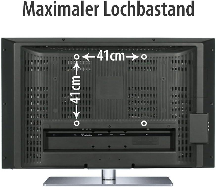 Soporte de pared M and G para TV LED, LCD, Plasma y TFT de Samsung (WMN1000B) Soporte de TV Alternativa L6: Amazon.es: Electrónica