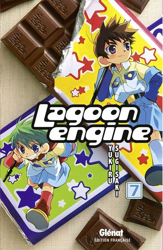 Lagoon Engine, Tome 7 (French Edition)