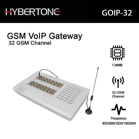 Amazon.com: anysun goip-32 GSM VoIP Gateway W/Antena externa ...