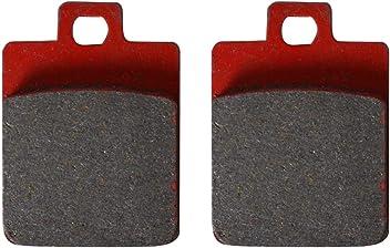 MHR Standard Brake Pads; Vespa LX150, ET2, ET4