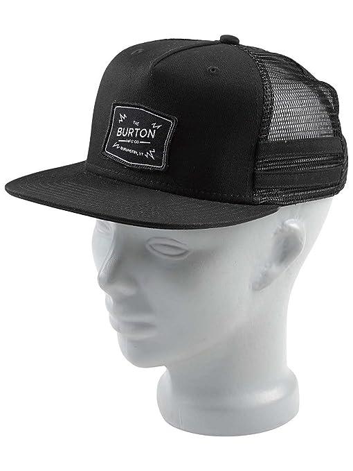 Burton Rufio – Gorra para niño, color True Black, tamaño talla única