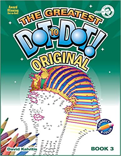 Amazon.com: Greatest Dot-to-Dot Book in the World (Book 3) - Summer ...