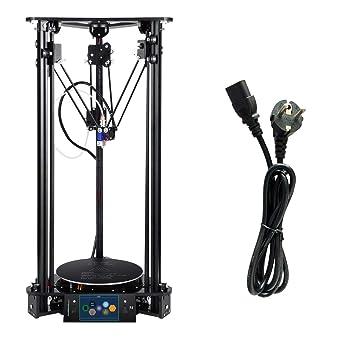EZT T1 Plus Pantalla táctil Impresora 3D Auto cambio de material ...
