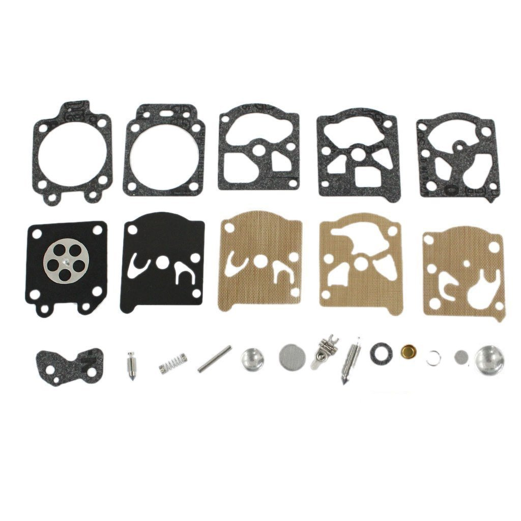 tucparts carburador Kit de reparación Kit membrana Junta para ...