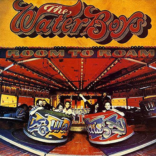 The WaterBoys - Room To Roam - Ensign - 1C 064-3 21768 1