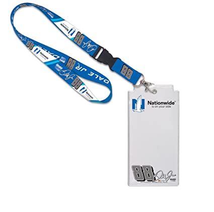 f9afb572c29c0 Wincraft NASCAR Dale Earnhardt Jr 75014015 Credential Holder with Lanyard