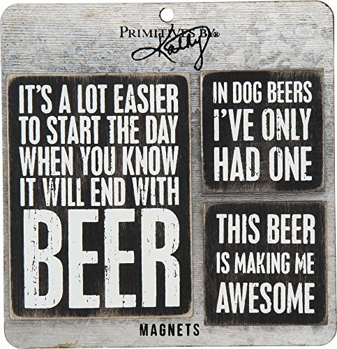 Beer Magnet 27488 Primitives Kathy product image