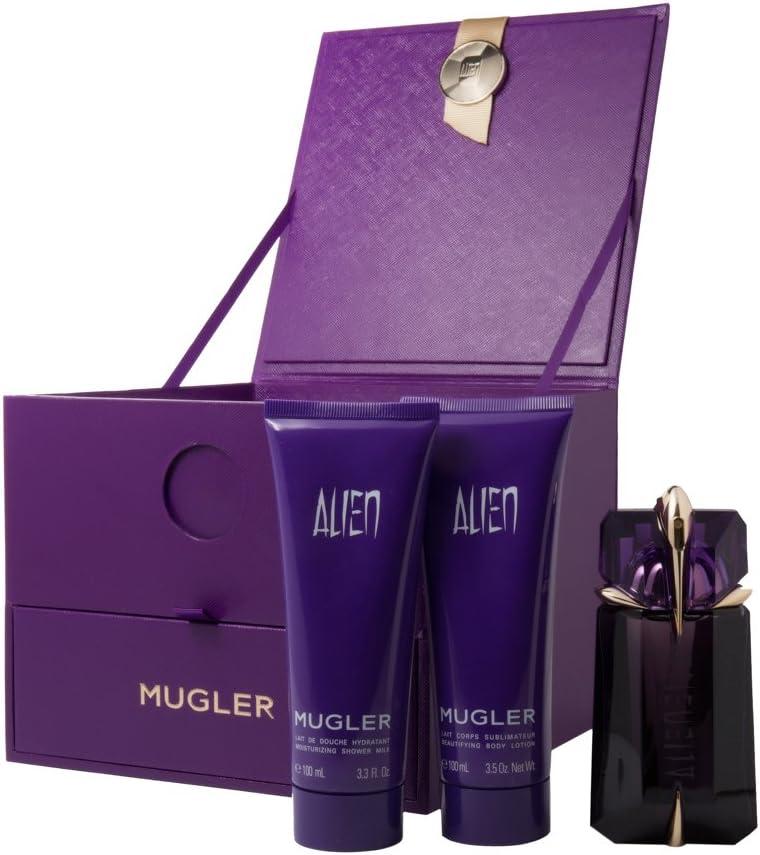 Mugler - Estuche de regalo lujo eau de parfum alien: Amazon.es: Belleza