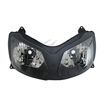 Amazon.com: TCMT Headlight Head Lamp Assembly Fits For ...