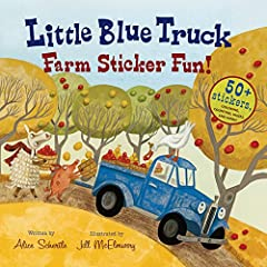 The leaves are turning and it's time for fall: red, yellow, orange and . . . Blue? Come along with Little Blue Truck and all his friends as they pick apples,decorate pumpkins, make costumes, and celebrate all the magic of autumn. This...