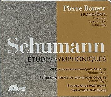 Schumann : les enregistrements sur instruments d'époque 61fL1lJzcJL._SX355_
