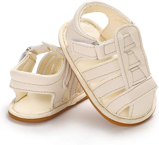 Leather Beach Sandals Rubber Tie Princess New Shoes Prewalker Bow Girl Kids Mini