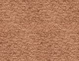 """#4: O Scale Stone Model Train Scenery Sheets – Professional Full Color Printing – Pack of 5 Seamless 8.5""""x11"""" Cover Stock Sheets (Brown)"""